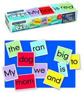 Sight words card set