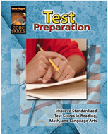 Core skills test preparation gr 3