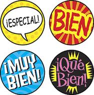 Superspots stickers palabras de