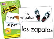 Flash cards palabras e 96/box  imagenes