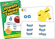 Flash cards vowels & vowel teams  72/box