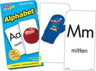 Flash cards alphabet 80/box