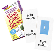 Flash cards around the home 96/box