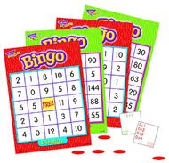 Multiplication & division bingo  game