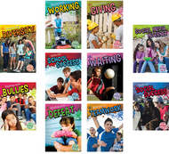 Social skills books set of all 10