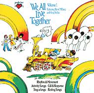 We all live together volume 1 cd  greg & steve