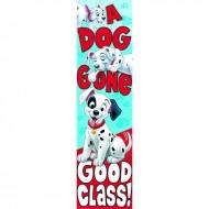 101 dalmatians dog gone good class  vertical banner