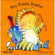 Hey diddle diddle board book