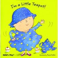 Im a little teapot board book