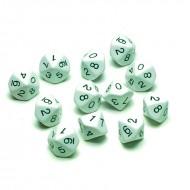 10 sided polyhedra dice