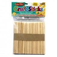 Natural craft sticks 150 pk