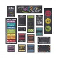 Behavior clip chart mini bb set  chalk