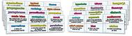 English language arts domain mini  bb set