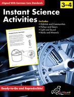 Science activities gr 3-4