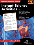 Science activities gr 4-5