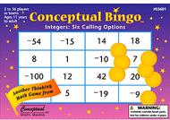 Conceptual bingo integers